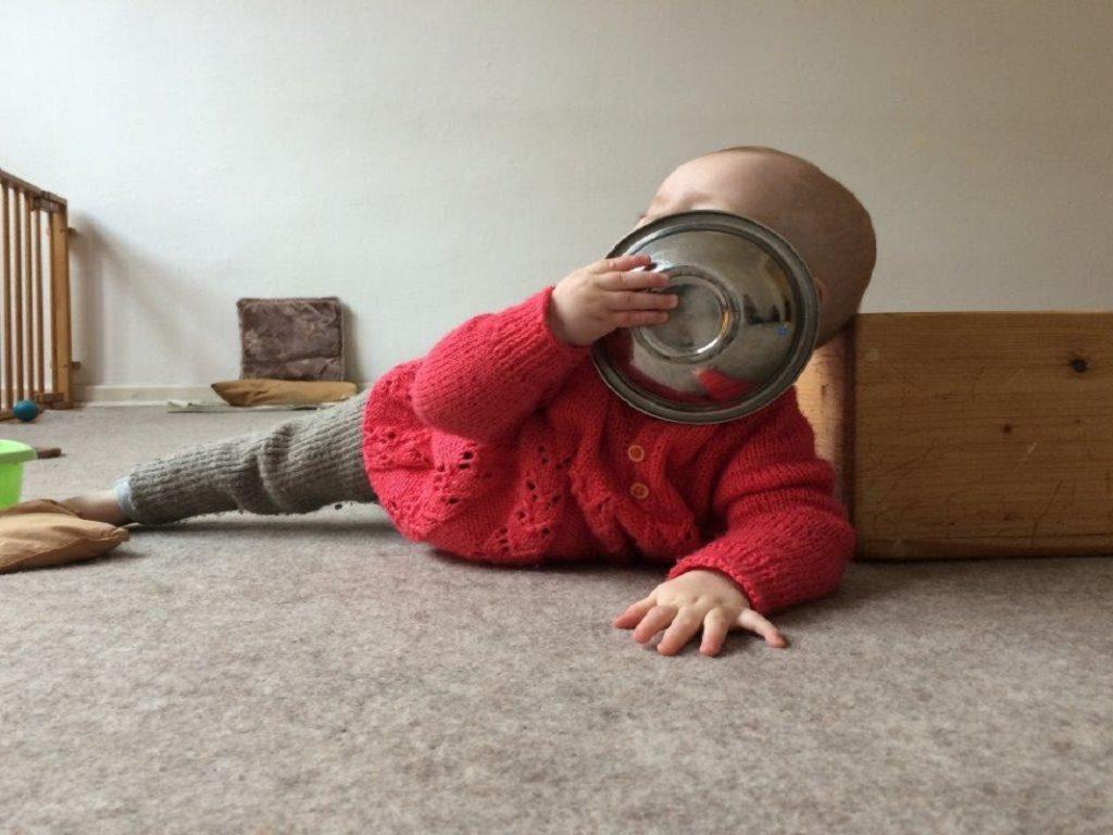 Unsere Tochter im FenKid Kurs