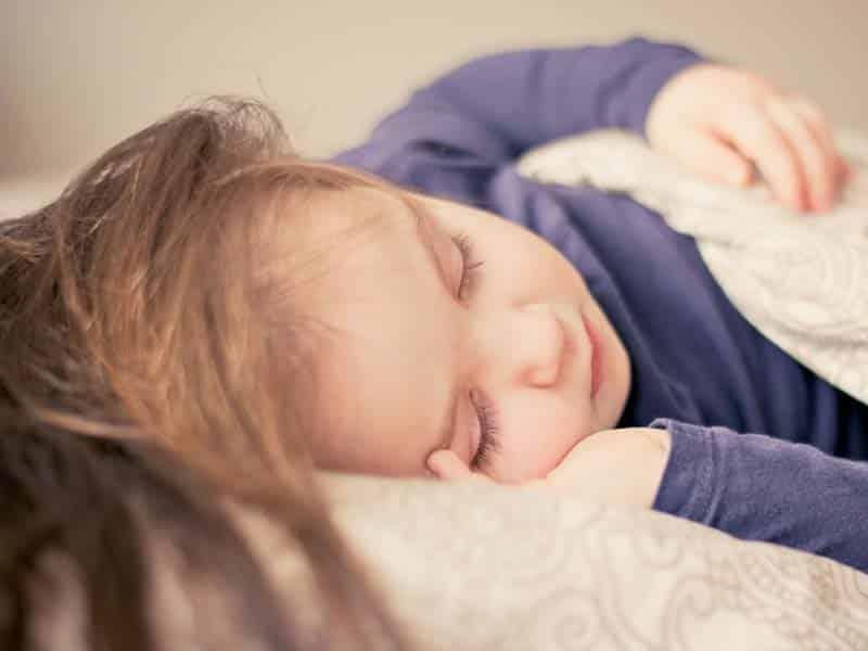 Schlafen tochter will ich meiner mit Ich habe