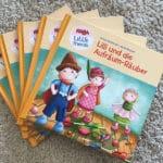 """Kinderbuch """"Lilli und die Aufräum-Räuber"""""""