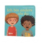 "Kinderbuch ""Ich bin anders als du"""